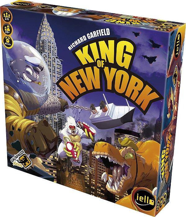 Jogo King Of New York