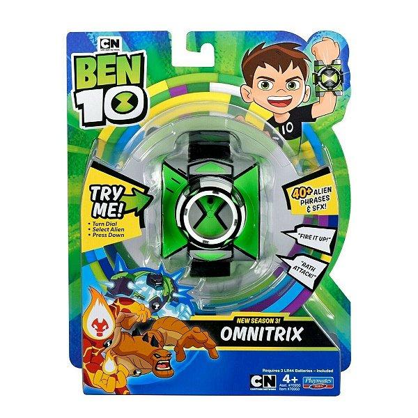 Omnitrix Básico Do Ben 10