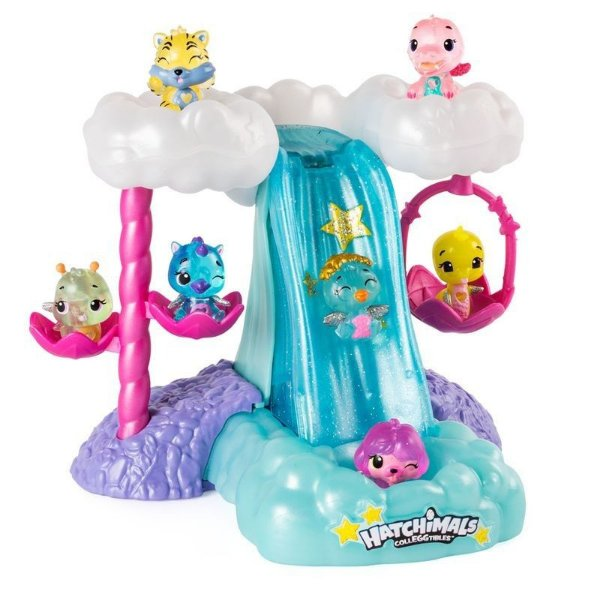 Hatchimals Colleggtibles Playset Cascata Iluminada
