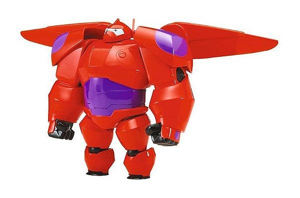 Big Hero 6 Armadura Baymax 2.0 Transformação