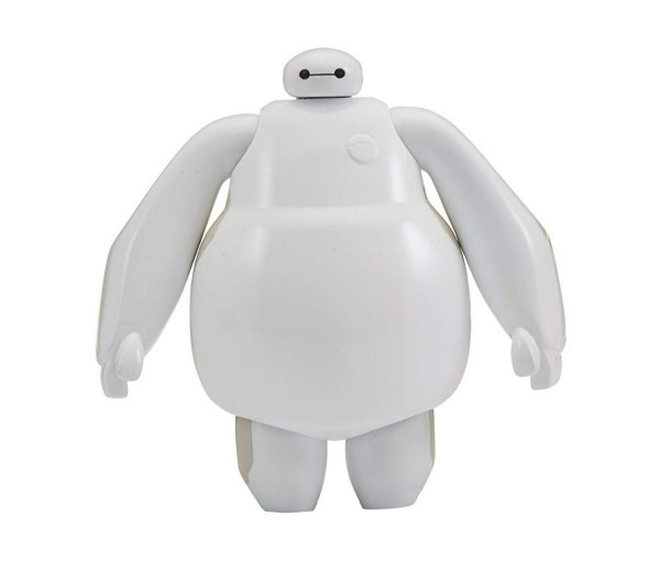 Big Hero 6 Figura De Ação - White Baymax