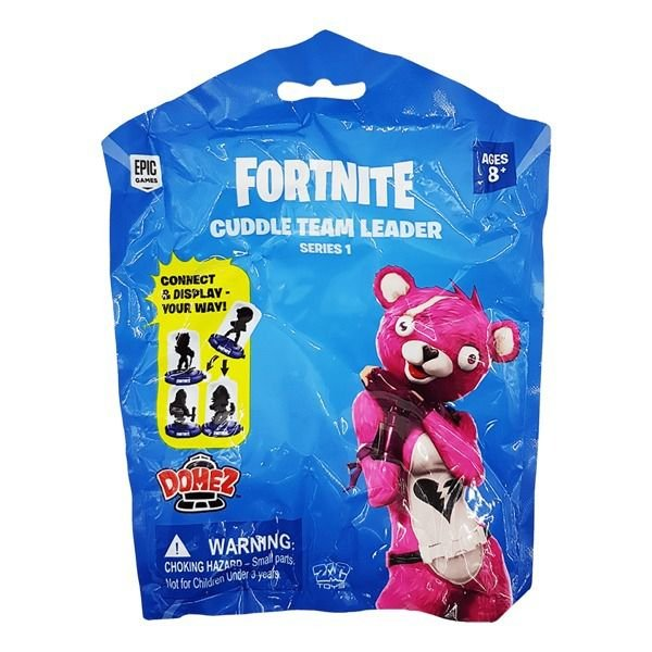 Fortnite Domez Serie 1 - Cuddle Team Leader