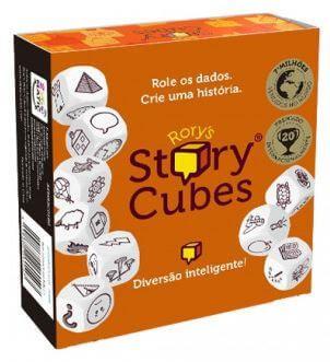 Jogo Rory Story Cubes