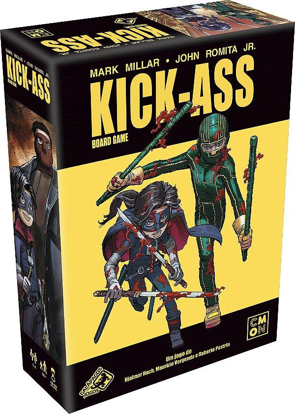 Jogo Kick Ass