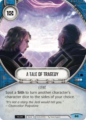 SW Destiny - A Tale of Tragedy
