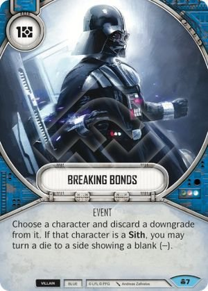 SW Destiny - Breaking Bonds
