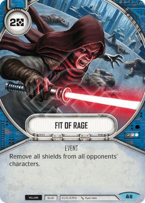 SW Destiny - Fit of Rage