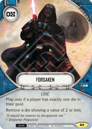 SW Destiny - Forsaken