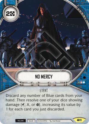 SW Destiny - No Mercy
