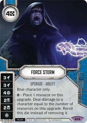 SW Destiny - Force Storm