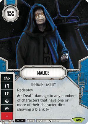 SW Destiny - Malice