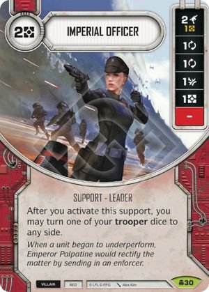SW Destiny - Imperial Officer