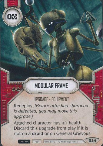 SW Destiny - Modular Frame