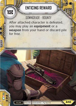 SW Destiny - Enticing Reward