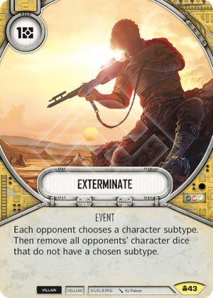 SW Destiny - Exterminate