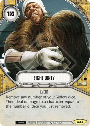 SW Destiny - Fight Dirty