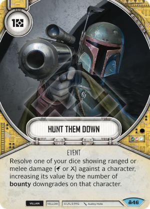 SW Destiny - Hunt Them Down