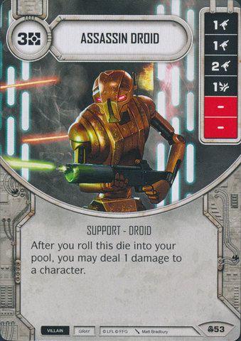 SW Destiny - Assassin Droid