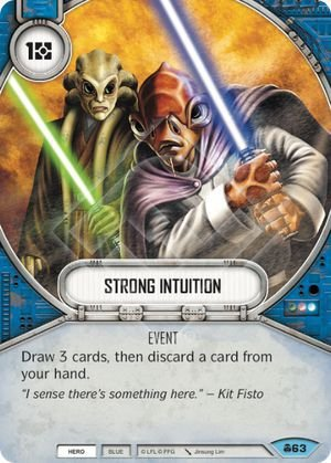 SW Destiny - Strong Intuition