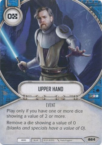 SW Destiny - Upper Hand