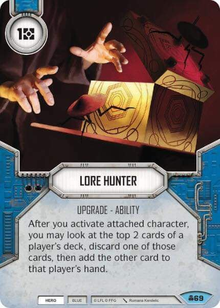 SW Destiny - Lore Hunter