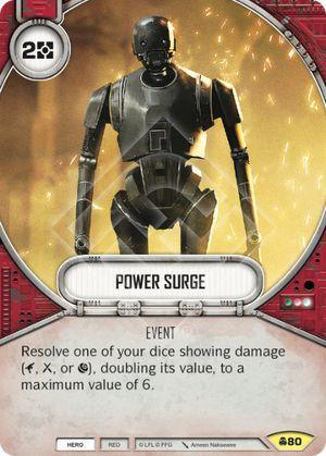 SW Destiny - Power Surge