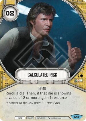 SW Destiny - Calculated Risk