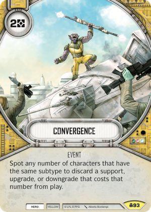 SW Destiny - Convergence