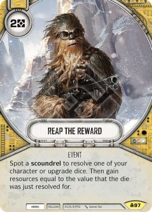 SW Destiny - Reap the Reward