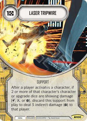 SW Destiny - Laser Tripwire