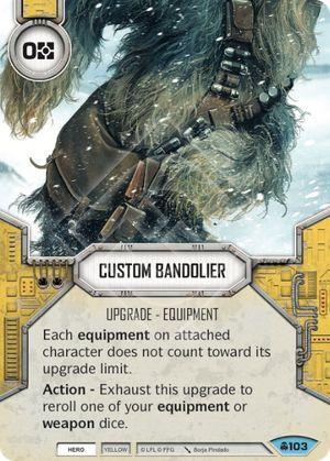 SW Destiny - Custom Bandolier
