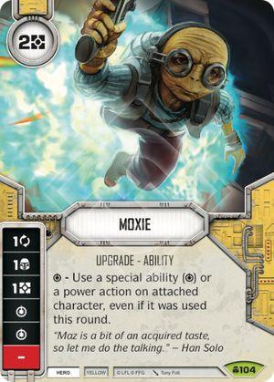 SW Destiny - Moxie