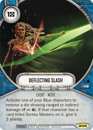 SW Destiny - Deflecting Slash
