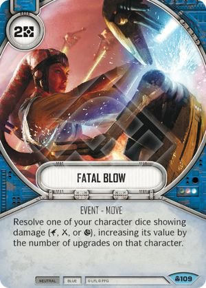 SW Destiny - Fatal Blow