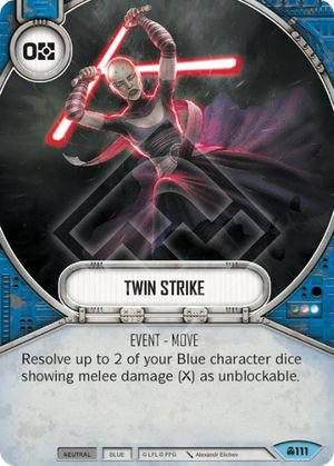 SW Destiny - Twin Strike