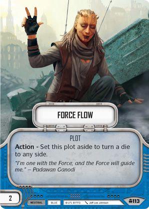 SW Destiny - Force Flow