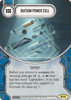 SW Destiny - Diatium Power Cell