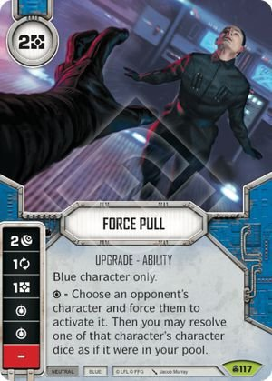 SW Destiny - Force Pull