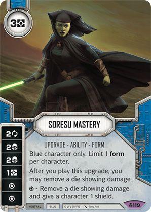 SW Destiny - Soresu Mastery