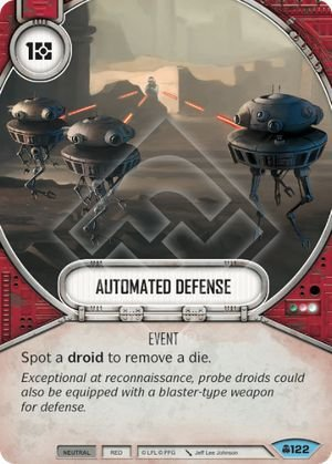 SW Destiny - Automated Defense