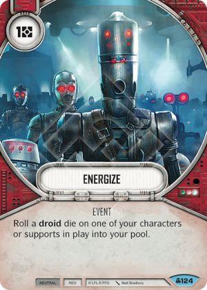 SW Destiny - Energize