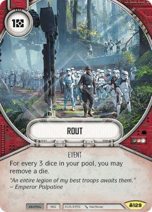 SW Destiny - Rout