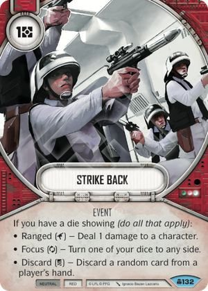 SW Destiny - Strike Back
