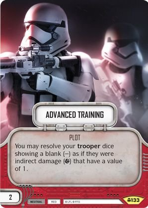 SW Destiny - Advanced Training