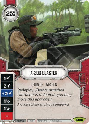 SW Destiny - A300 Blaster