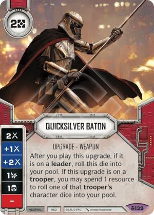 SW Destiny - Quicksilver Baton