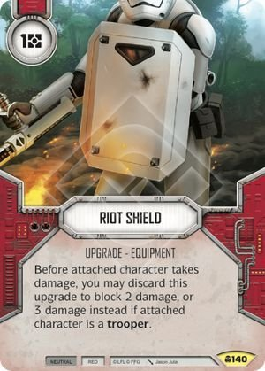SW Destiny - Riot Shield