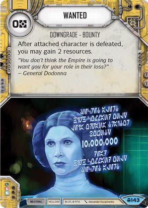 SW Destiny -  Wanted