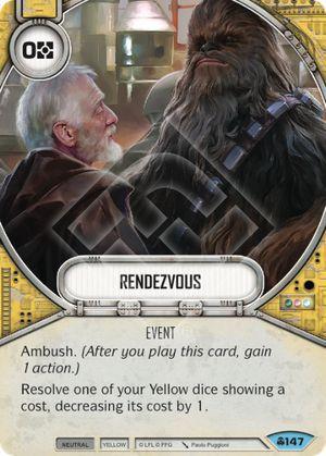 SW Destiny - Rendezvous