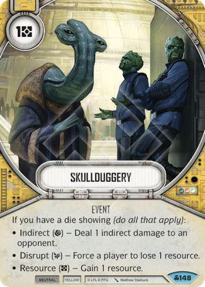 SW Destiny - Skullduggery